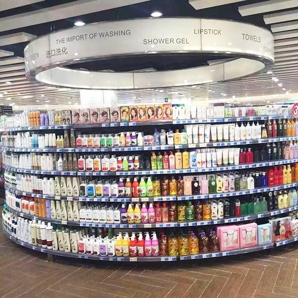 The importance of developing good supermarket shelves