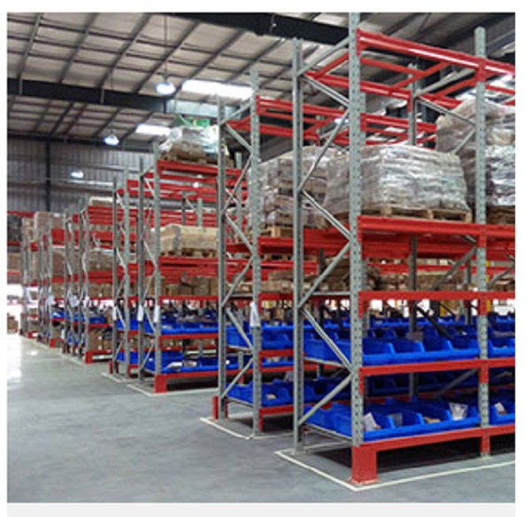 Widely application of beam shelf and storage area design elements